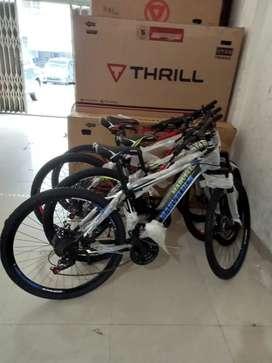 Kami menjual sepeda MTB Marvelous ukuran 27,5