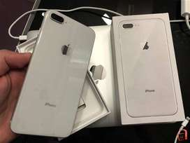 apple i phone 8PLUS refurbished  are available on Offer price,COD serv