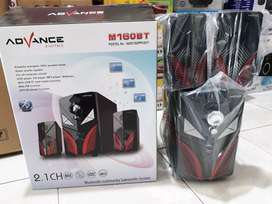 FreeAntar speaker bluetooth advance m160bt speaker aktif advance