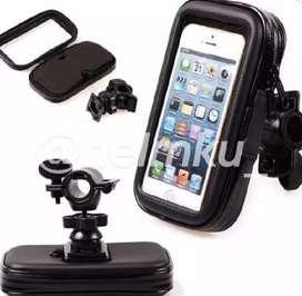 Holder HP GPS Stang Motor Waterproof 6,3