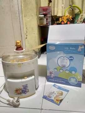 Bottle Steam Sterilizer Untuk Bayi 0+ Bulan