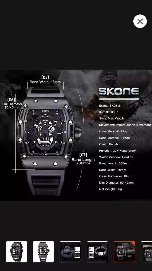 Jam tangan pria 0