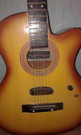 Dijual gitar mulus tanpa lecet
