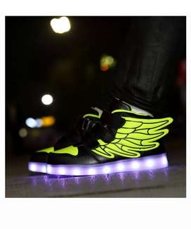LED Rechargeable Shoes