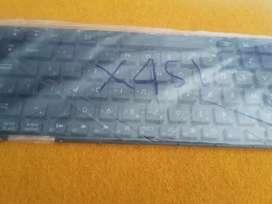 Keyboard Laptop Asus X451