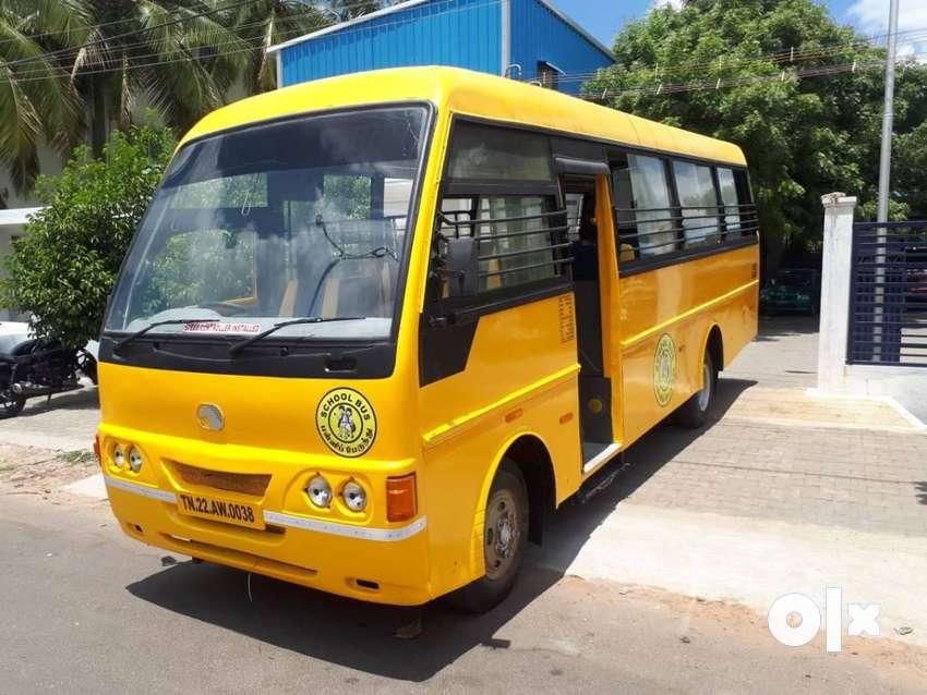 school bus eicher 0
