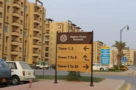 2Bed Luxury Bahria Apartment in Bahria town Karachi