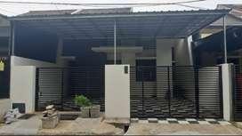 Dijual Rumah Minimalis 1.5 lantai di Cluster Bugenvil Harapan Indah Be