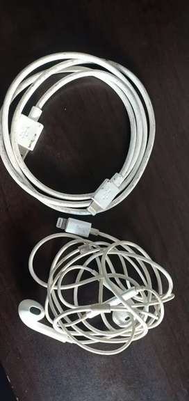 original handsfree it's price 3000 but I will sale 1000 with cable
