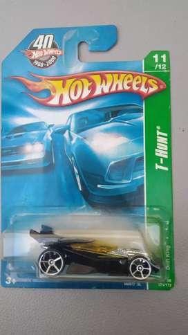Hotwheels Drift King T-Hunt Collector Edition