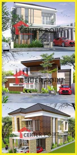 Desain Arsitek Gambar RAB IMB Kontraktor Rumah di Payakumbuh