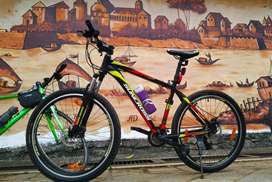 One Year Old Suncross Bicycle for Sale