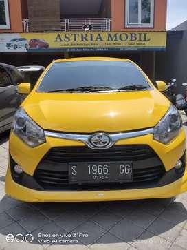 Toyota Agya G TRD 2019 seperti baru, harga cocok bisa diantar