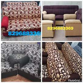 Excellent new sofa set with warranty
