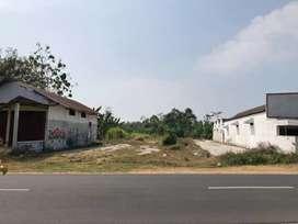 Dijual Tanah Strategis Dekat Kawasan Industri Caruban, Madiun
