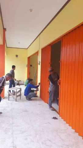 Rolling door dan folding gate murah