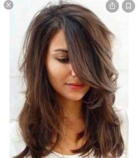 Women haircut service