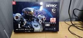 Sapphire Radeon NITRO+ RX 570 4GB GDDR5