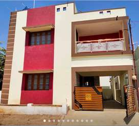 Semi Furnished 3 bhk independent duplex villas for sale