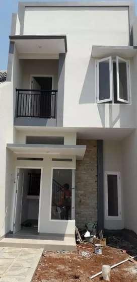 Rumah minimalis 2 lantai di jagakarsa jaksel