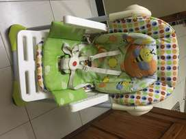 Chicco polly high chair for kids