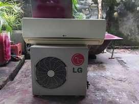 Dijual ac merk LG 1/2 PK Low watt