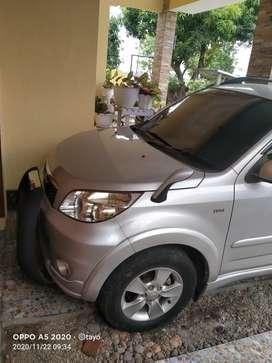 Toyota rush 2014 1.5 G bensin