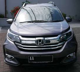 Honda BR-V type S 2019 Plat AA, bs kredit KM 6 RB