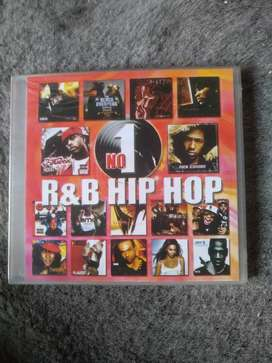 CD album R&B hip hop