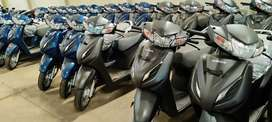 New Honda Activa 6g low down payment