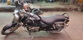 Bajaj Avenger black color kadck gadi