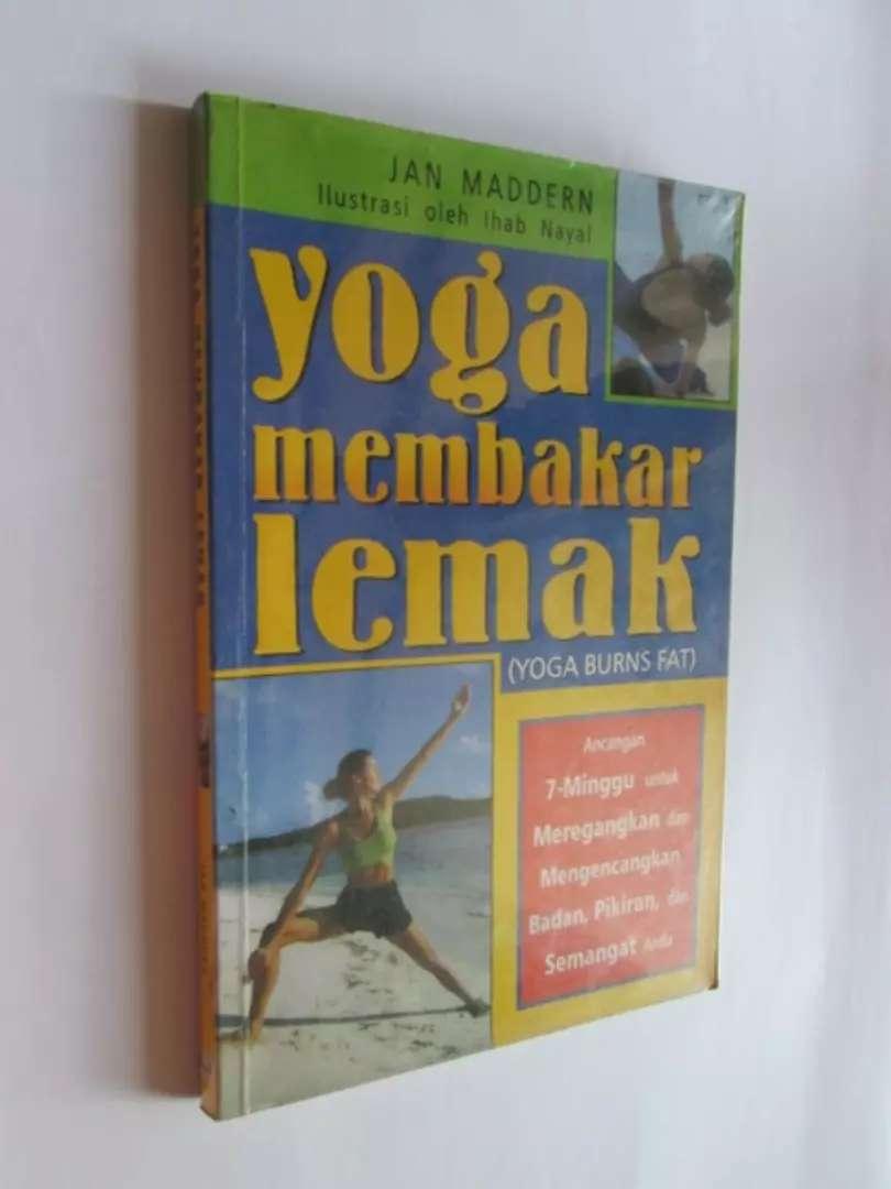 Yoga Membakar Lemak 0