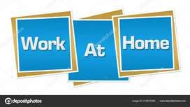 Male  /female both can apply for home based jobs part time
