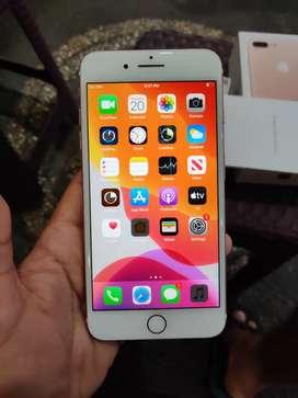 Iphone 7+ 7 plus 128gb rosegold