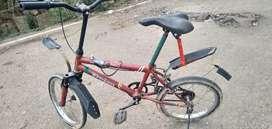 Wheeling Cycle 2500/ stylish