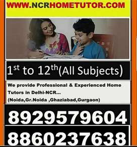 Home Tuition & Home Tutor available at Home