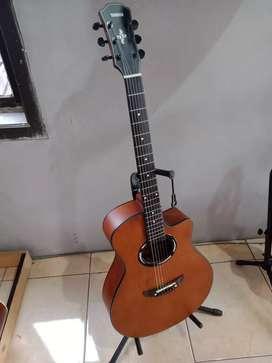 Gitar Apx 500 Coklat