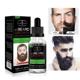 There are several ingredients, which are Grow your Hair Beard oil