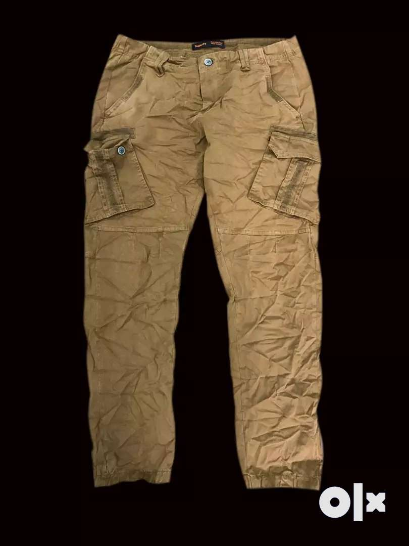 Export Surplus Branded Men's Cargo Trousers Wholesale 0