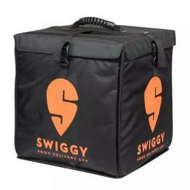 We are looking  for Swiggy delivery Executives across chennai perumudi