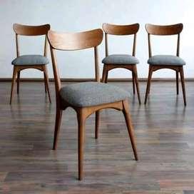 kursi cafe kursi makan kursi resto biasa