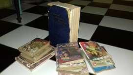 Buku lawas dan komik lawas jadul vintage antik kuno