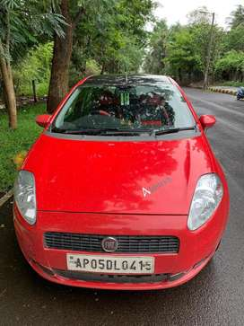 Sparingly used Fiat Punto 2016 in mint condition
