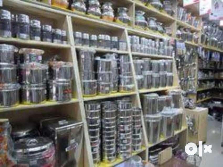 Shop sace at kanjiramkulam junction 0