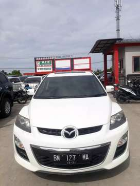 Mazda cx7 2010 matic