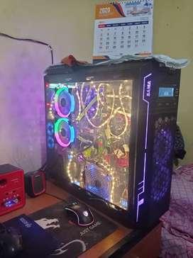 CPU AMD FX 8350 Case New SAMA THE ARK Full Tower