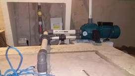 Jasa ahli suntik sumur/servis pompa air/sumur bor