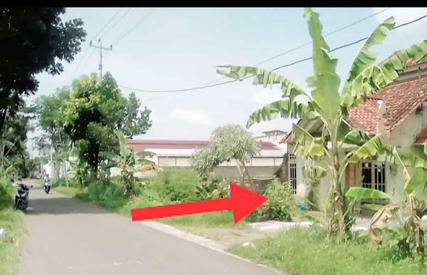 Tanah nyaman dan strategis jalan godean KM 9 istimewa
