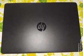 HP laptop (15s-du2058TU) in excellent condition