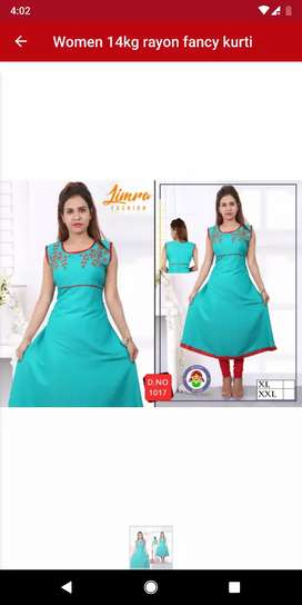 We are looking for fashion designer for traditional kurtis